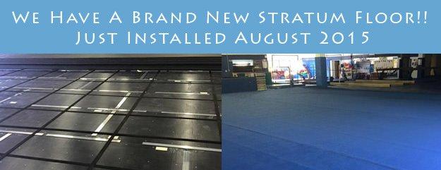 Brand New Floor!