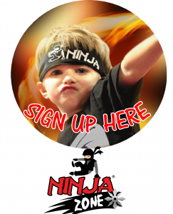 NINJA HOT BUTTON - SIGN UP