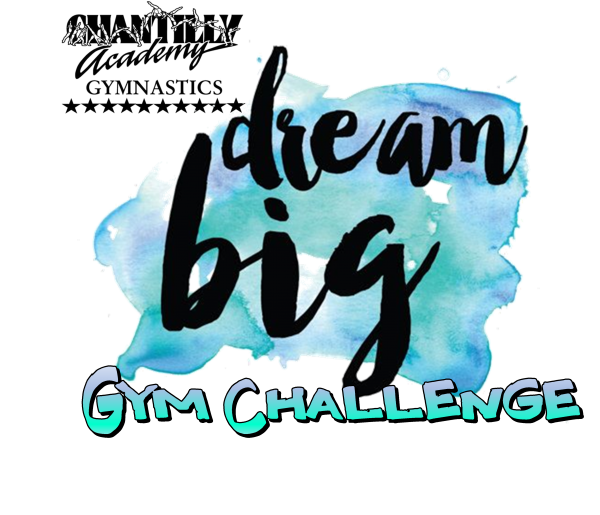 Dream big gym chall